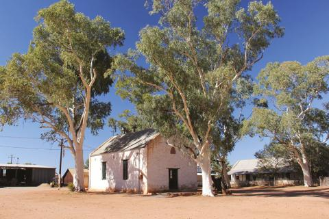 Hermannsburg precinct – Old Church