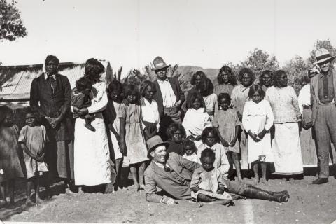 Hermannsburg people
