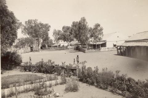 The Hermannsburg compound in 1941